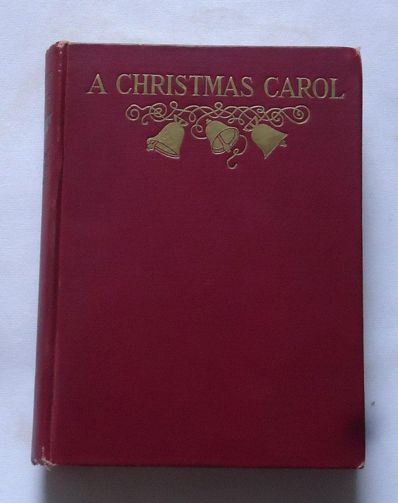 A Christmas Carol By Charles Dickens Illustrater Arthur Rackham 1st Usa 1915 Ebay